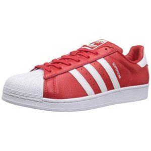 Adidas Superstar Sneakers Red Size 11